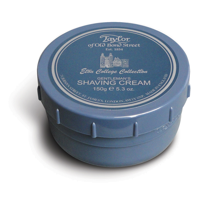 01009 Eton College Collection - Taylor Of Old Bond Street Eton College Shaving Cream Bowl 150G - 01009