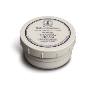 01015 St James 1 300x300 - Taylor Of Old Bond Street St James Shaving Cream Bowl 150G - 01015
