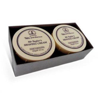 Sandalwood Shaving Cream Pack Of 2 - 01020