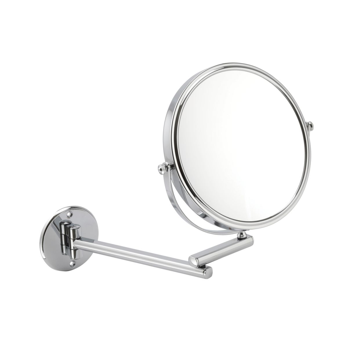1081 20 chr 2 - Macy's Wall /Shaving Mirror with 10x Magnification - 1081/20CHR