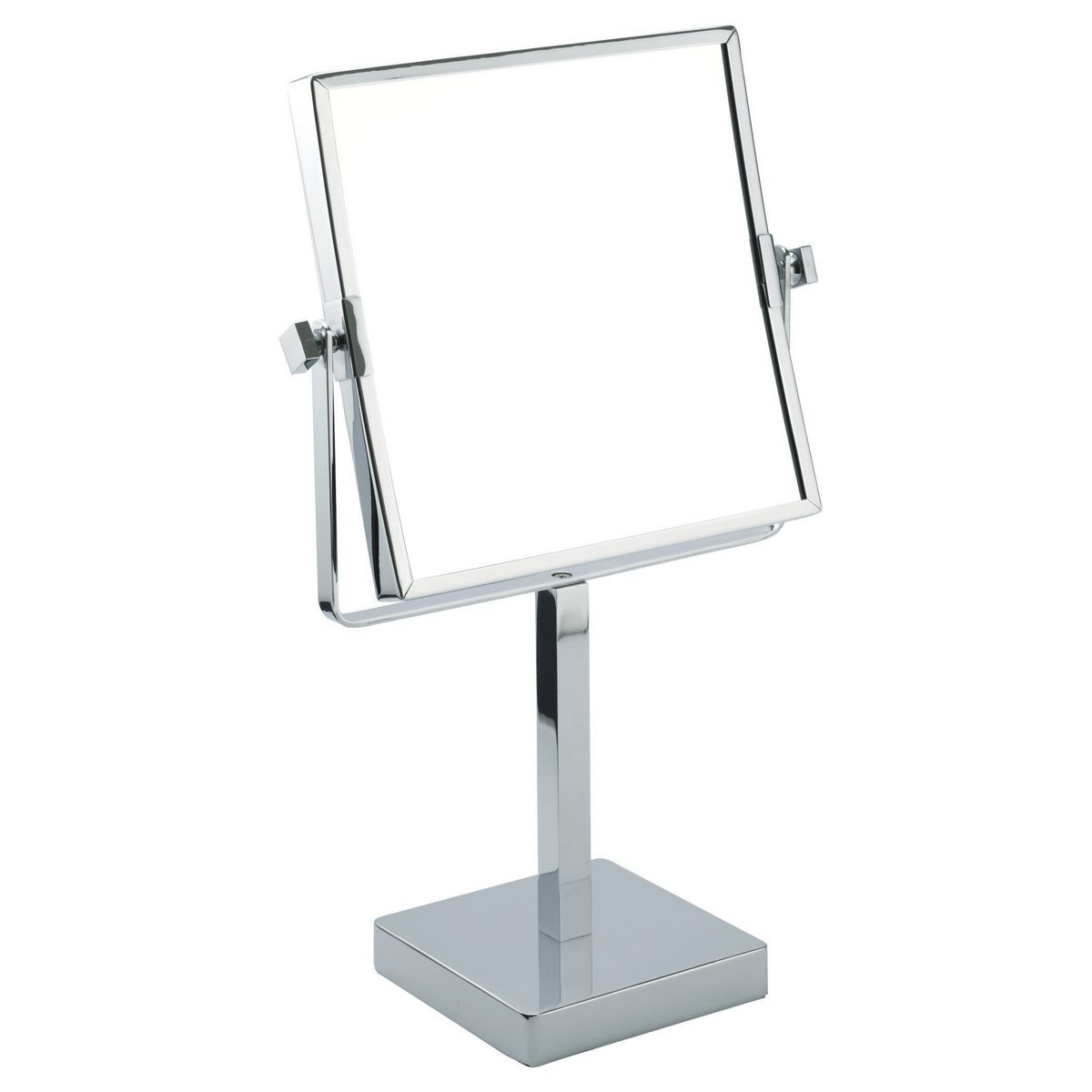 3x Magnification Chrome Pedestal Mirror - 197/20