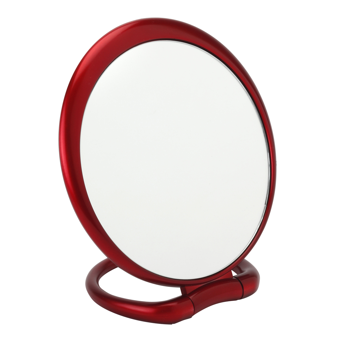 1200 963 13 red - Travel Mirror Red - 96313RED