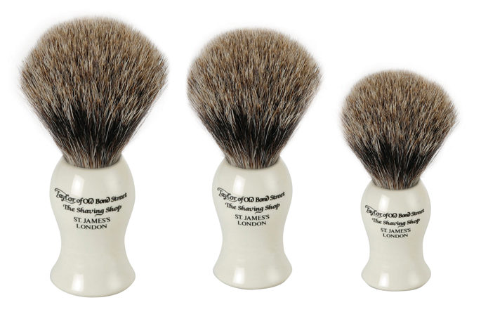 Taylor of Old Bond Street Best Badger Hair Brush - �21.95