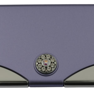 Business Card Holder  - lilac
