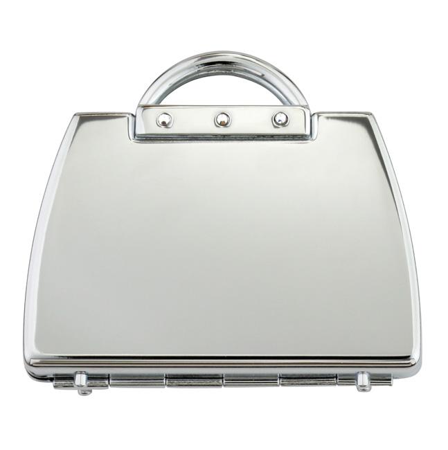 mc76 - Mirror Compact, Handbag Suitable For Engraving - MC76
