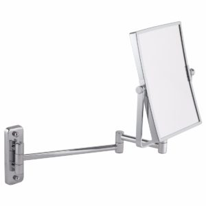 342 21 chrome 1 300x300 - Big Ben' Extending 3x Magnification Chrome Wall Mirror - 342/21CHR