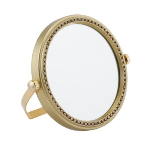 500 12 gold 1 300x300 - Travel Mirror 5x Magnification - 500/12GOLD