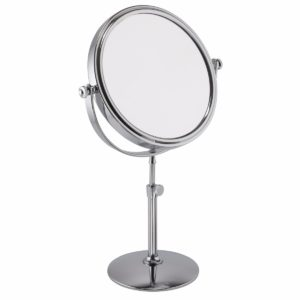 Adjustable 5x Magnification Chrome Mirror - 509/15CHR