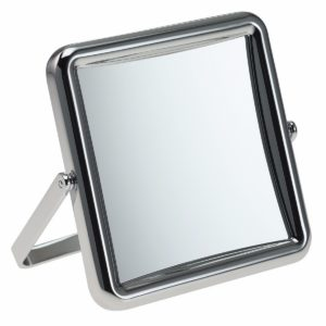 514 10 chr 0445 1 300x300 - Small Square 5x Magnification Travel Mirror By Fmg - 514/10CH