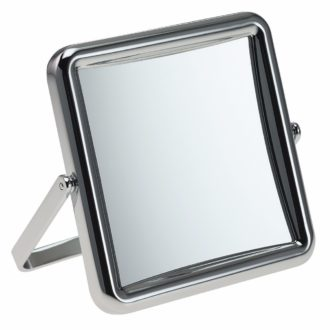 514 10 chr 0445 1 330x330 - Small Square 5x Magnification Travel Mirror By Fmg - 514/10CH