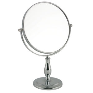 5518 20 chrome 3 300x300 - 5x Magnification Pedestal Mirror - 5518/20CHR