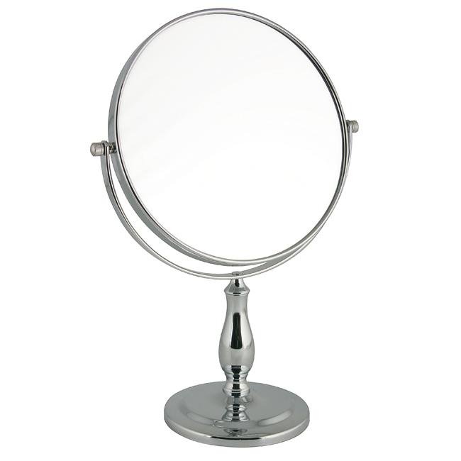 5518 20 chrome 3 - 5x Magnification Pedestal Mirror - 5518/20CHR