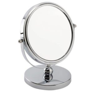 5x Magnification Pedestal Mirror - 5527/15CHR