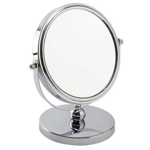 5x Magnification Pedestal Mirror - 5527/15CHR