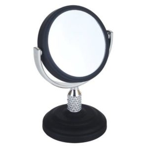 Black 5x Magnification Mini Mirror - 5532/8BLACK