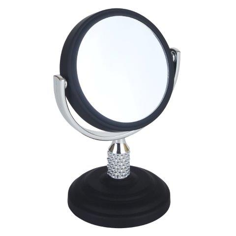 Black 5x Magnification Mini Mirror - 5532/8BLACK