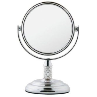 Chrome 5x Magnification Mini Mirror - 5532/8CHR
