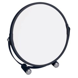 Black 1x & 5x Magnification Mirror - 5536/17BLACK