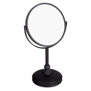 Black 1x & 5x Magnification Mirror - 5537/17BLACK