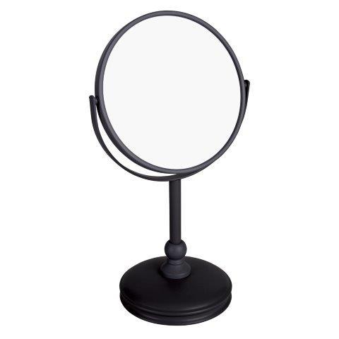 Black 1x & 5x Magnification Mirror - 5537/17BLACK