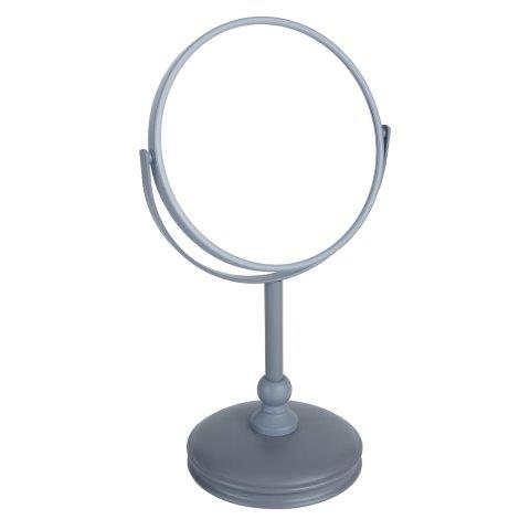 Grey 1x & 5x Magnification Mirror - 5537/17GREY