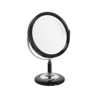 5802 18 blk 2 330x330 - Jet' Black 5x Magnification Mirror- 5802/18B