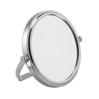 702 10c 1 330x330 - 7x Magnification Chrome Travel Mirror - 702/10CHR
