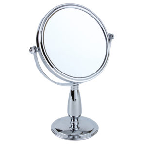 729 15 chrome 300x300 - 7x Magnification Pedestal Mirror - 729/15CHR