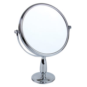 729 20 Chrome 300x300 - 7x Magnification Pedestal Mirror - 729/20CHR