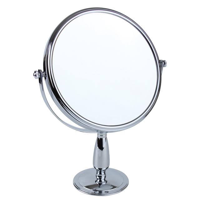 729 20 Chrome - 7x Magnification Pedestal Mirror - 729/20CHR