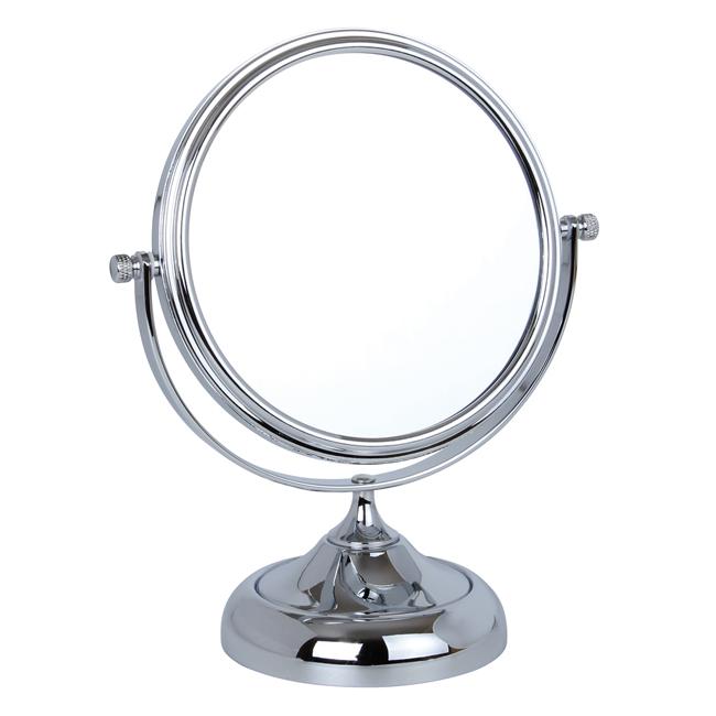 731 14 chrome OH 20 - 7x Magnification Pedestal Mirror - 731/14CHR