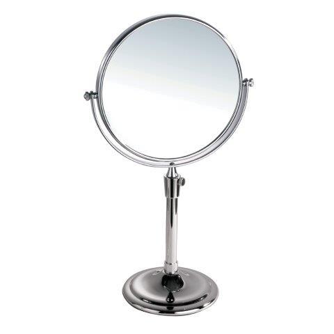 751 20CHR 1 - Mirror Chrome 7x mag adjustable height - 751/20CHR