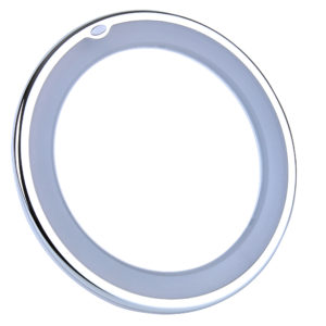 7717 17 front 300x300 - 7x Magnification Acrylic Suction Mirror - 771/17WHITE