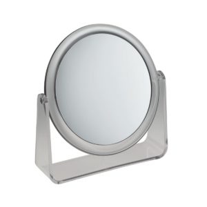 919 C 1 300x300 - 5x Magnification Mirror with Clear Base - 919C