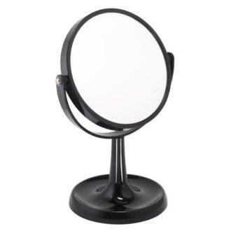 Black 3x Magnification Perspex Mirror - 924BLK
