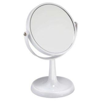 White 3x Magnification Perspex Mirror - 924WHITE