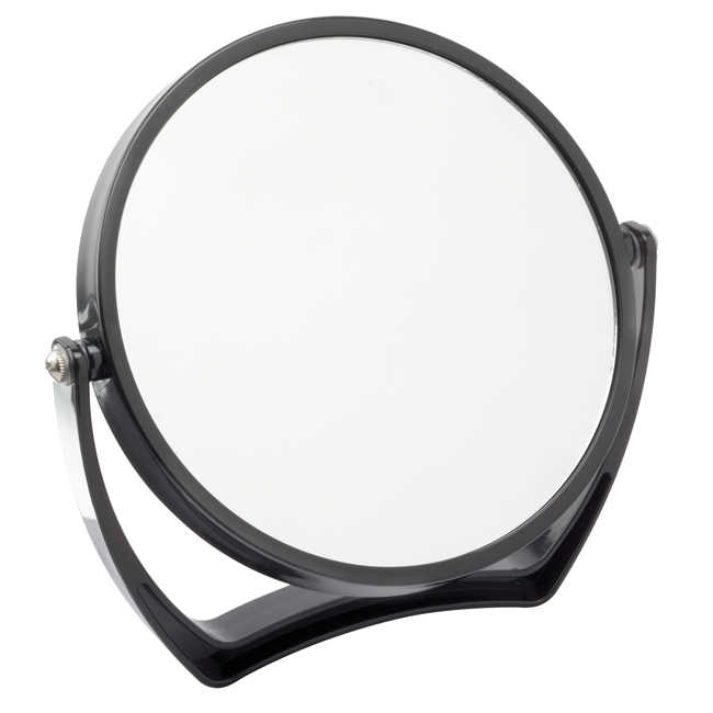 926 15 blk - 3x Magnification Perspex Black Mirror - 926/15BLK