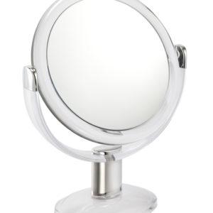 A419 18 1 300x300 - Matilda' 10x Magnification Perspex Pedestal Mirror - A419/18