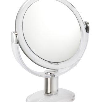 A419 18 1 330x330 - Matilda' 10x Magnification Perspex Pedestal Mirror - A419/18