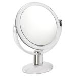 A419 18 - Matilda' 10x Magnification Perspex Pedestal Mirror - A419/18