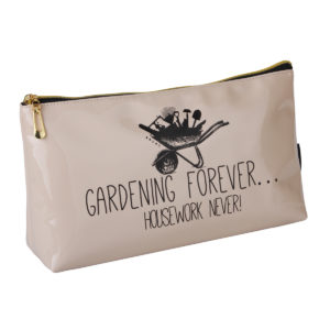B2064 1 300x300 - 'Gardening Forever' Cosmetic/Toiletry Bags - B2064