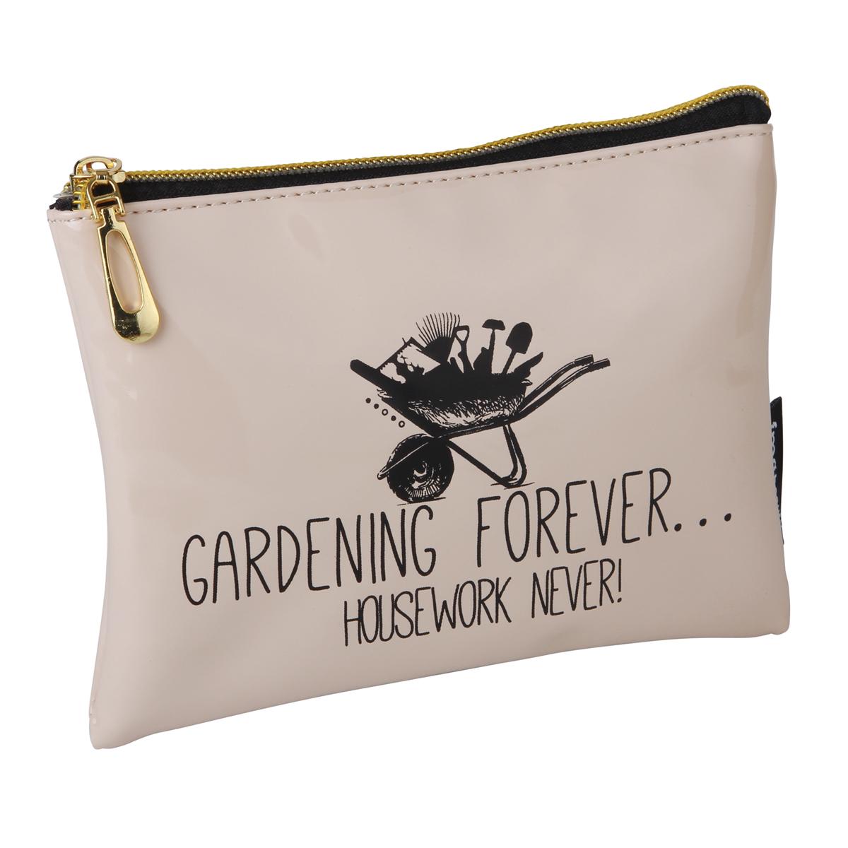 B2065 - Gardening Forever' Makeup Bag - B2065