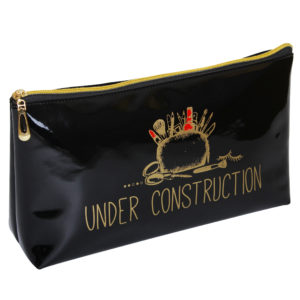 B2070 300x300 - 'Under Construction' Cosmetic/Toiletry Bags - B2070