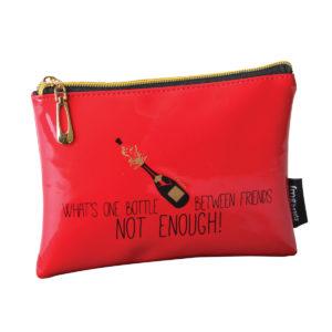 Funny But True -Makeup /Travel Bag