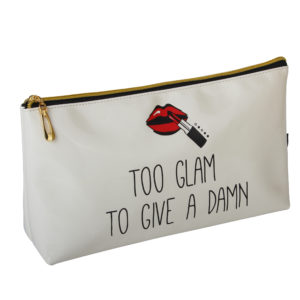 Funny But True Cosmetic Bags