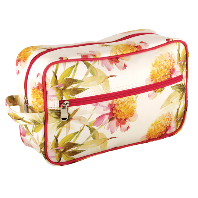 B2100 - Floral Large Weekend Case - B2100