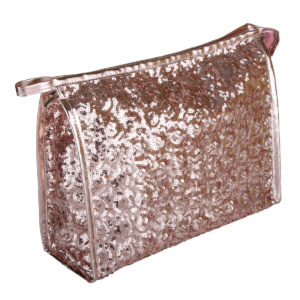 B2400 300x300 - Rose Gold Shimmer & Shine Collection Cosmetic/Toiletry Bags - B2400