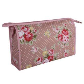 Rose, Large Beauty Bag - B300