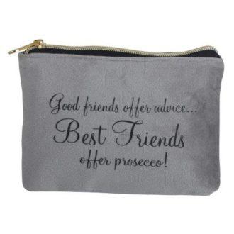 Velvet Perfect Pouch, Best Friends - B8339