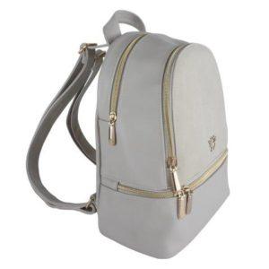 B8385 2 300x300 - Beige Backpack with Bee - B8385